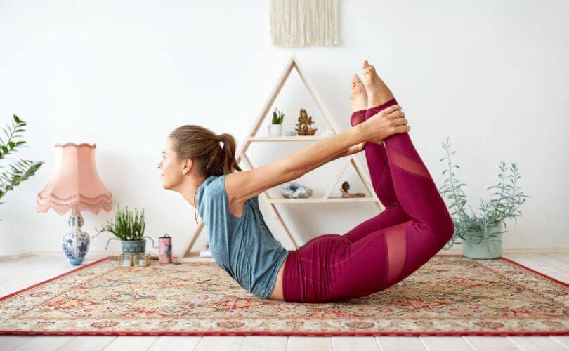 yoga calories
